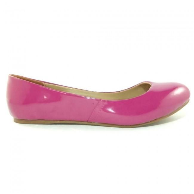 Sapatilha 1989 em verniz Pink