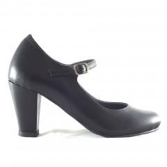 Sapato Boneca 16608 em couro à escolher